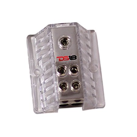 Ds18 Audio DB1448 Distribution Block 1x4ga In- 4x8ga Out