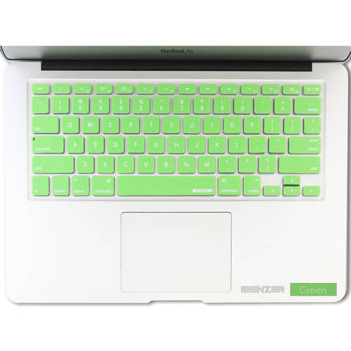 "iBenzer Macaron Keyboard Cover for MacBook Pro 13""/15""/17"" (with or without Retina Display), MacBook Air 13"" and iMac"
