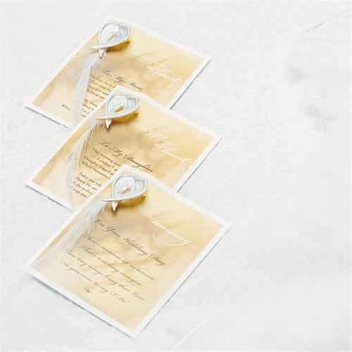 Weddingstar 1213 Gifts from the Heart Poetry Card- To My Bridesmaid
