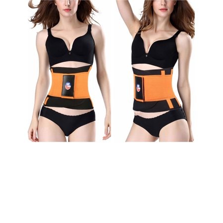 009e845a365 Womens Waist Trainer Corset Shapewear Slimming Sports For Back Support  Workout Waist Trimmer Cincher Ab Belt Postpartum Girdle Hourglass Body  Shaper ...