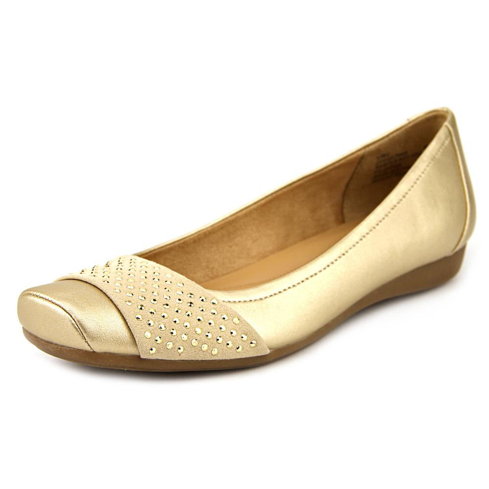Naturalizer Vine Women W Round Toe Synthetic Flats by Naturalizer