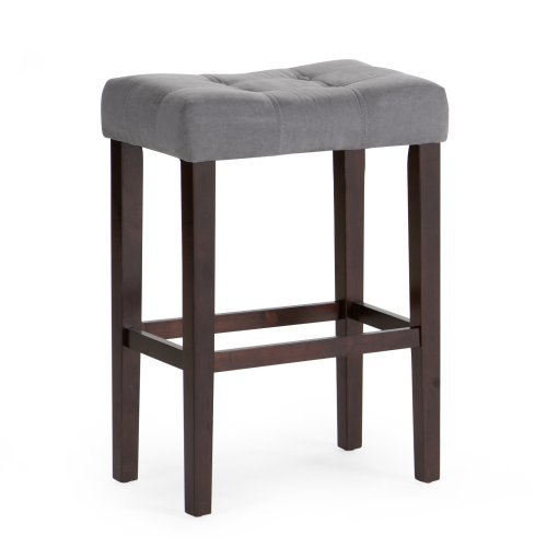 Palazzo 29 Inch Saddle Bar Stool Walmart Com