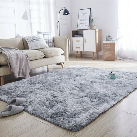 Rectangle Ultra Soft Area Rugs Fluffy