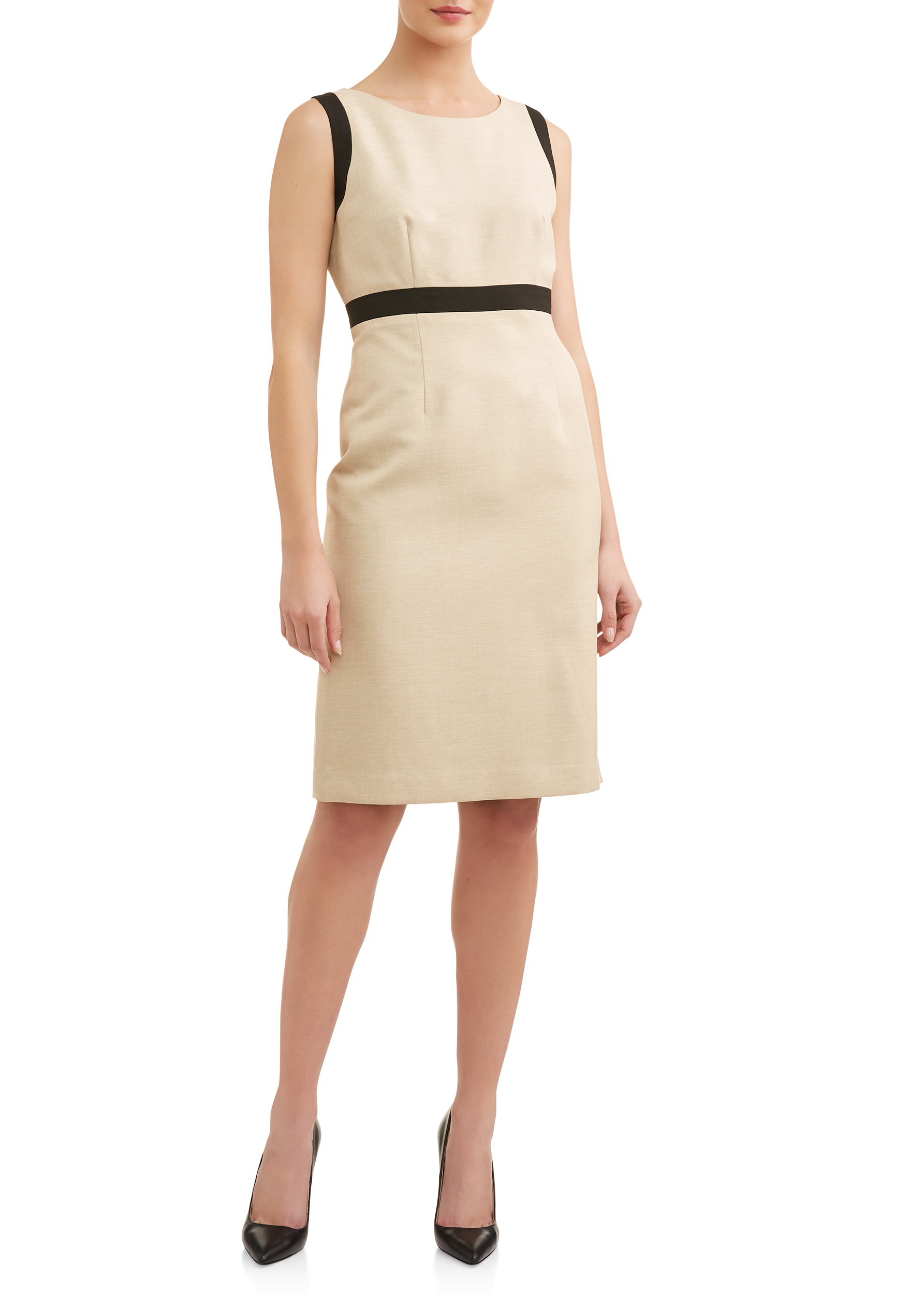 Women's Light Contrast Dress