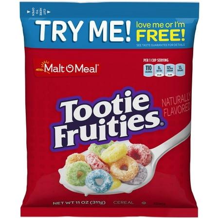 Malt-O-Meal® Tootie Fruities® Cereal 11