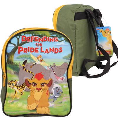 Lion Backpack (Mini Backpack - Disney - Lion Guard Green 10