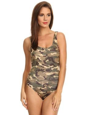 a560a054163 Product Image Women's 1-Piece Camo Bikini Camouflage Swimwear Made in the  USA