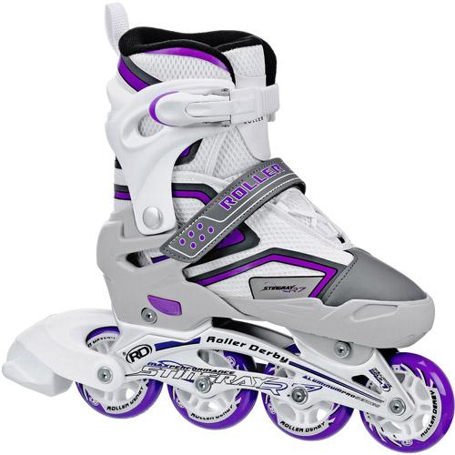 Stingray R7 Girl's Adjustable Inline Skates
