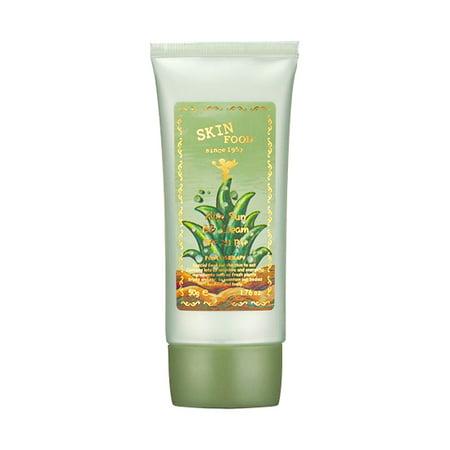 (6 Pack)  Aloe Crème solaire BB Cream SPF20 PA - (protection UV)  2 de la peau naturelle