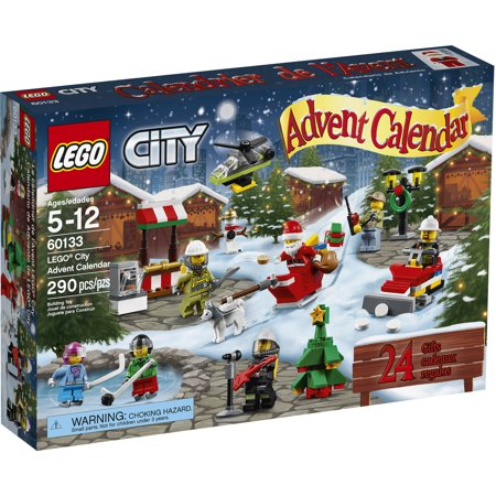 Advent Calendar For Kids (LEGO City Town LEGO City Advent Calendar)