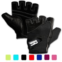 Weight Lifting Gloves For Gym -Gym Gloves Women w/ Washable - Ideal Rowing Gloves,Workout Gloves,Crossfit Gloves - Premium Gloves For Core Fitness Dumbbells & Flexibility Machine Black XS