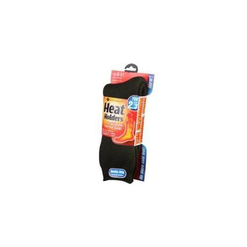 GRABBER WARMERS Thermal Socks, Forest Green, Men's Size 7-12 by HeatMax