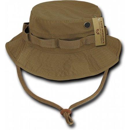 Rapid Dominance - RapDom Ripstop Mens Boonie Hat  Coyote Brown - S  -  Walmart.com 0ad531ee582