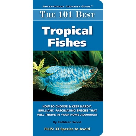 Keeping Tropical Fish - Adventurous Aquarist Guide: The 101 Best Tropical Fishes (Paperback)