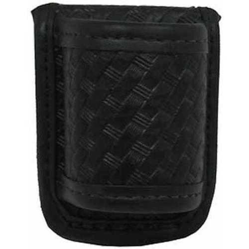 Bianchi 22097 Black 7926 Basketweave AccuMold 1 Compact Flashlight Light Holder