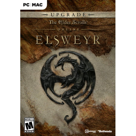 The Elder Scrolls Online: Elsweyr Upgrade (Pre-order), Bethesda, PC, [Digital Download], (The Elder Scrolls V Skyrim Pc Review)