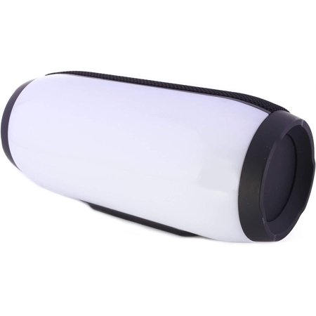 axGear Bluetooth Speaker Portable Super Bass Stereo Loudspeakers w/LED Color Light - image 3 de 5