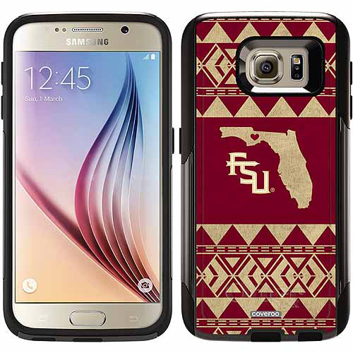 Florida State Love Design on OtterBox Commuter Series Case for Samsung Galaxy S6