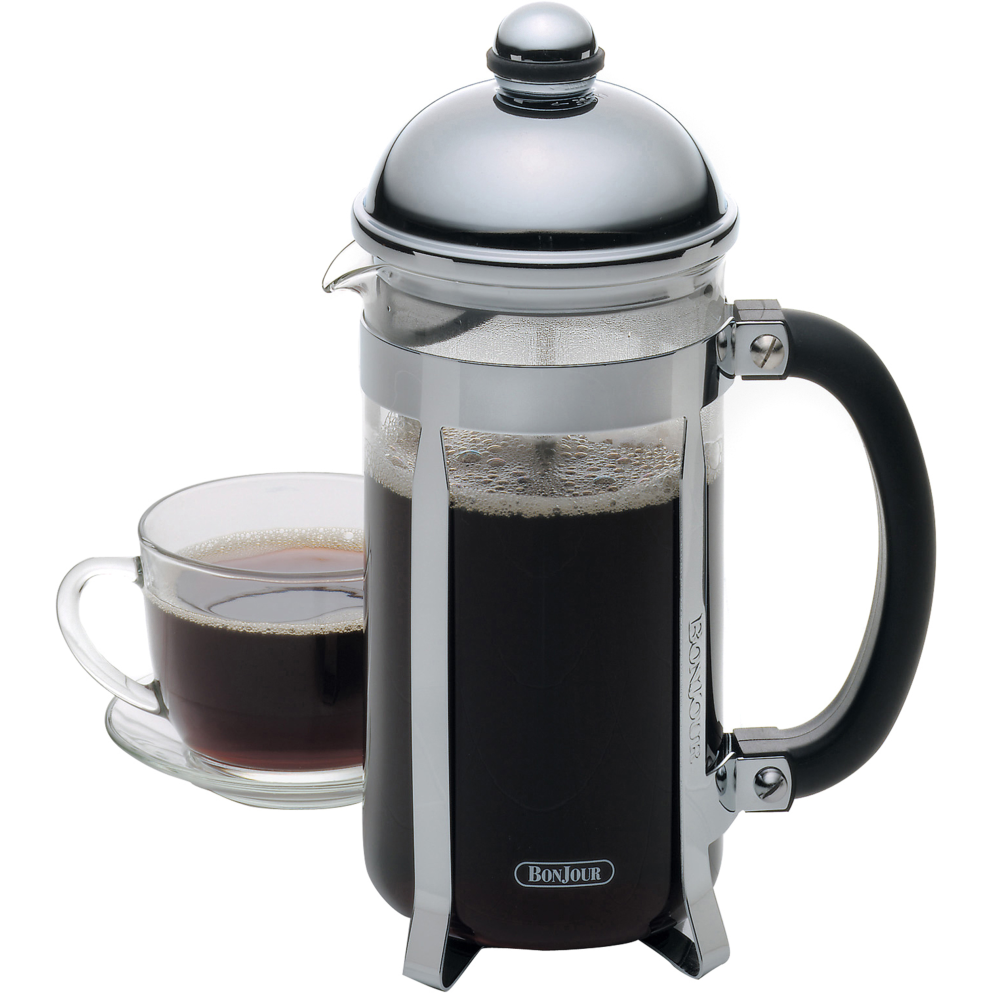 BonJour Coffee and Tea 8-Cup Maximus French Press