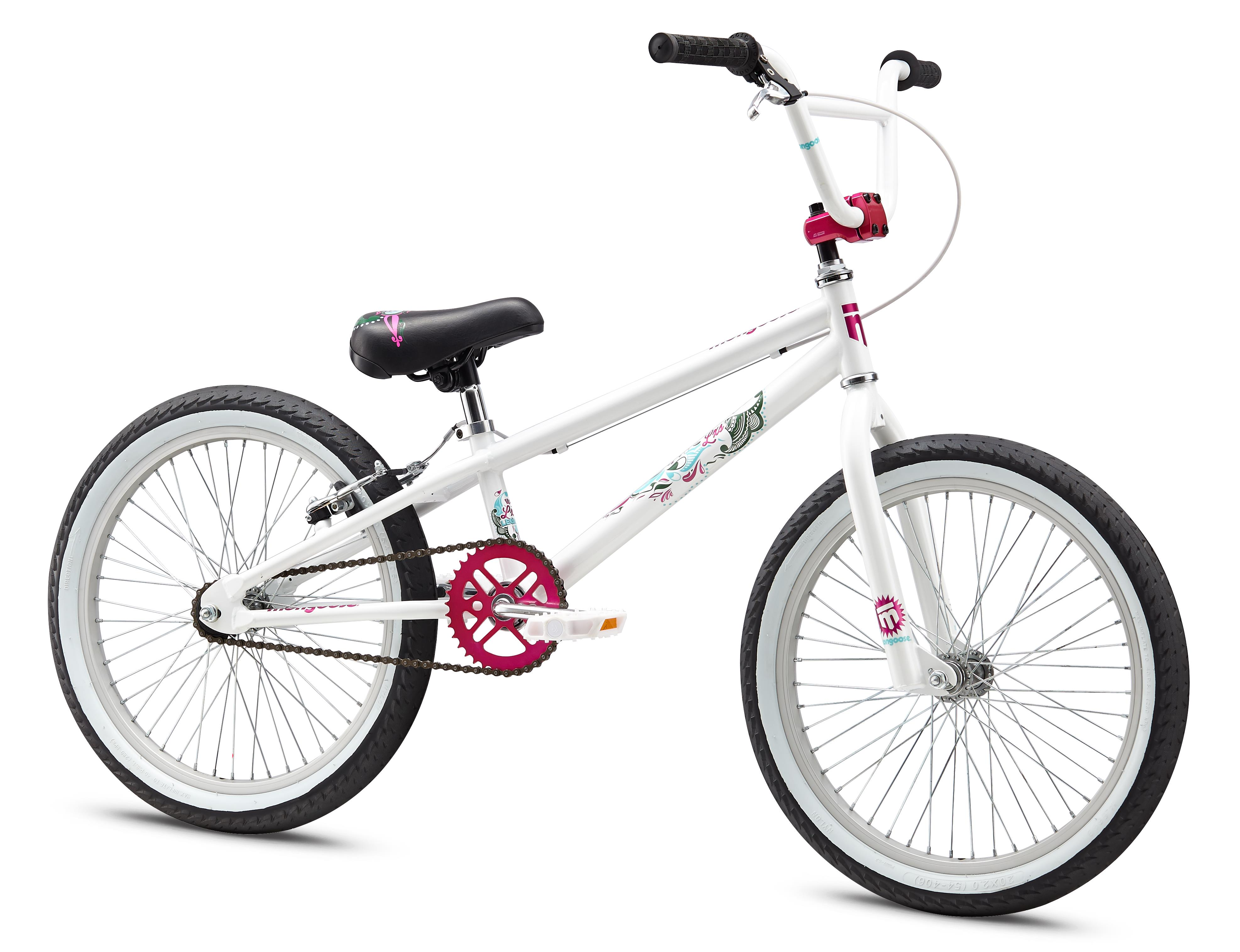 Mongoose Girl's LSX 20'' BMX Bike by Mongoose