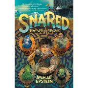 Snared: Escape to the Above - eBook