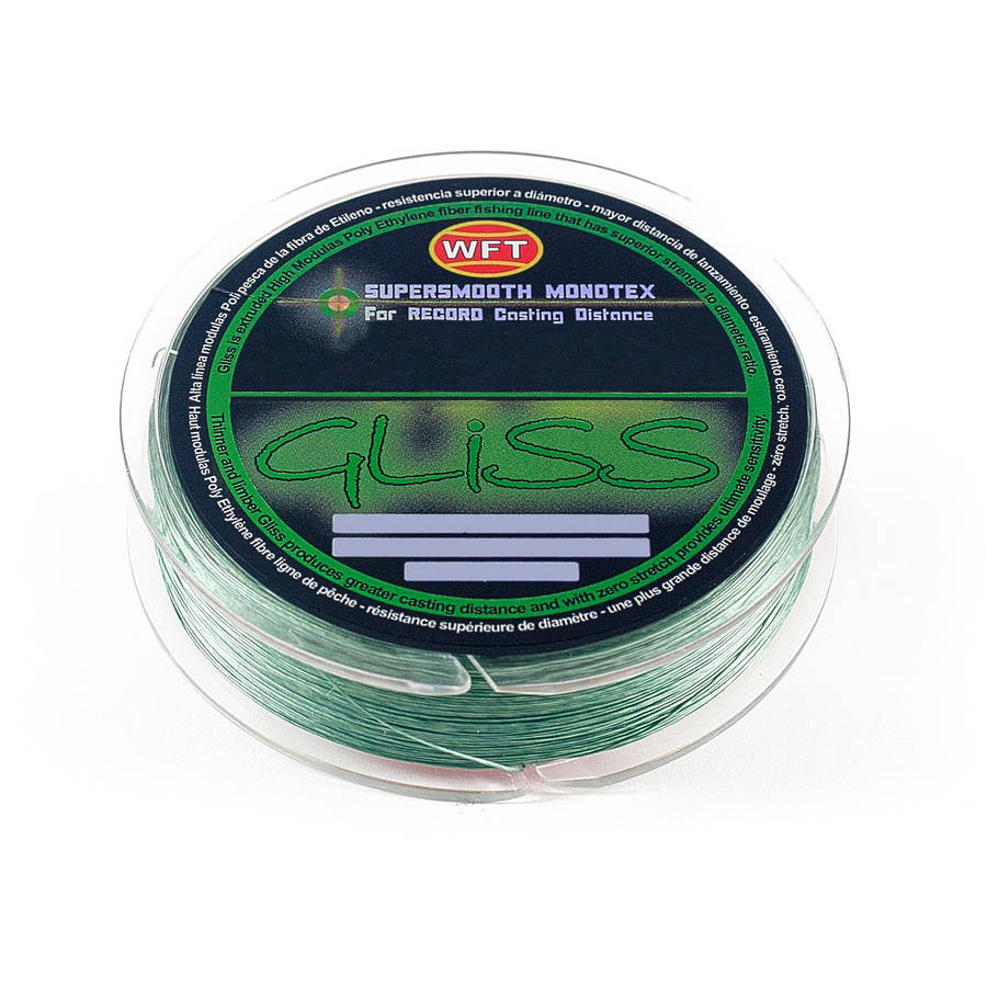 Ardent Gliss Green Fishing Line, 40 lb Test, 1500 yd