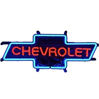 Neonetics 5CHVBO Cars and Motorcycles Chevrolet Bowtie Neon Sign