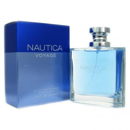 Voyage by Nautica, Eau de Toilette for Men, 3.4 fl oz