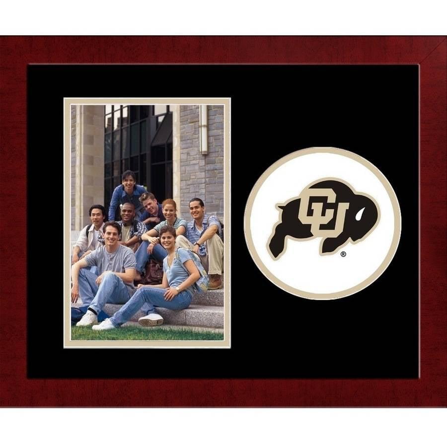University of Colorado, Boulder Spirit Photo Frame (Vertical)