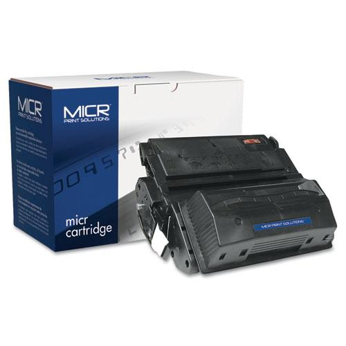 MICR Tech MICR Toner Cartridge - Replacement for HP (Q1339A) - Black MCR39AM