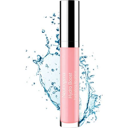 Neutrogena Hydro Boost Hydrating Lip Shine, 80 Deep Cherry,