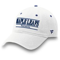 new styles 3eeb7 f6917 Product Image Toronto Maple Leafs Fanatics Branded Bar Adjustable Hat -  White - OSFA