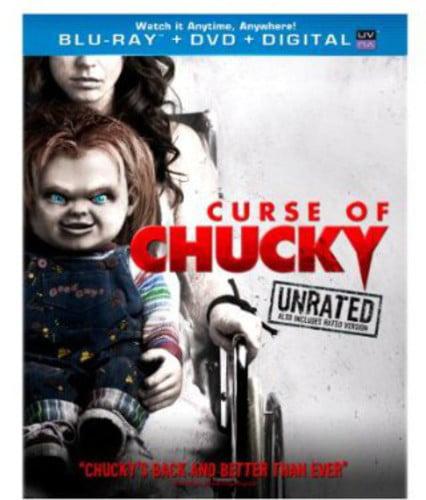 Curse of Chucky (Unrated) (Blu-ray + DVD + Digital Copy)