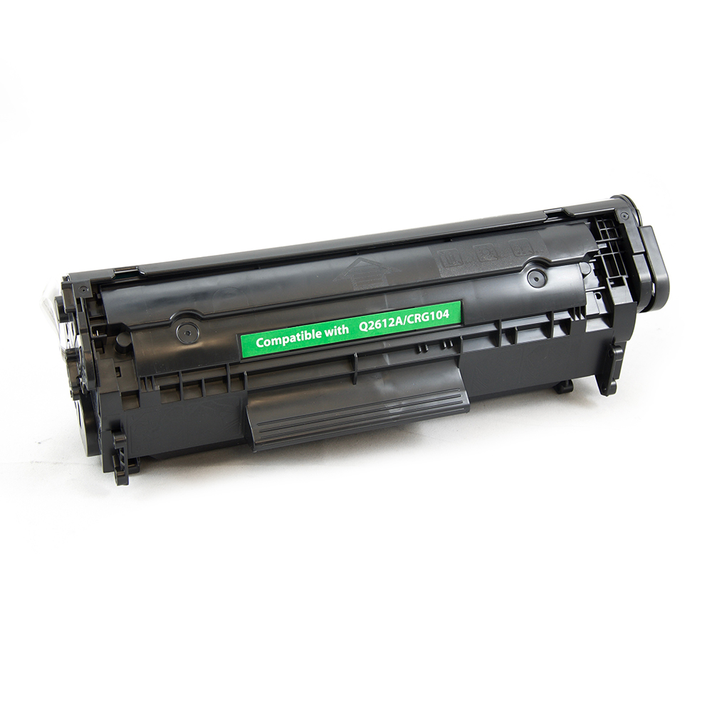 C1 Canon 104 0263b001aa New Compatible Standard Yield Black Toner