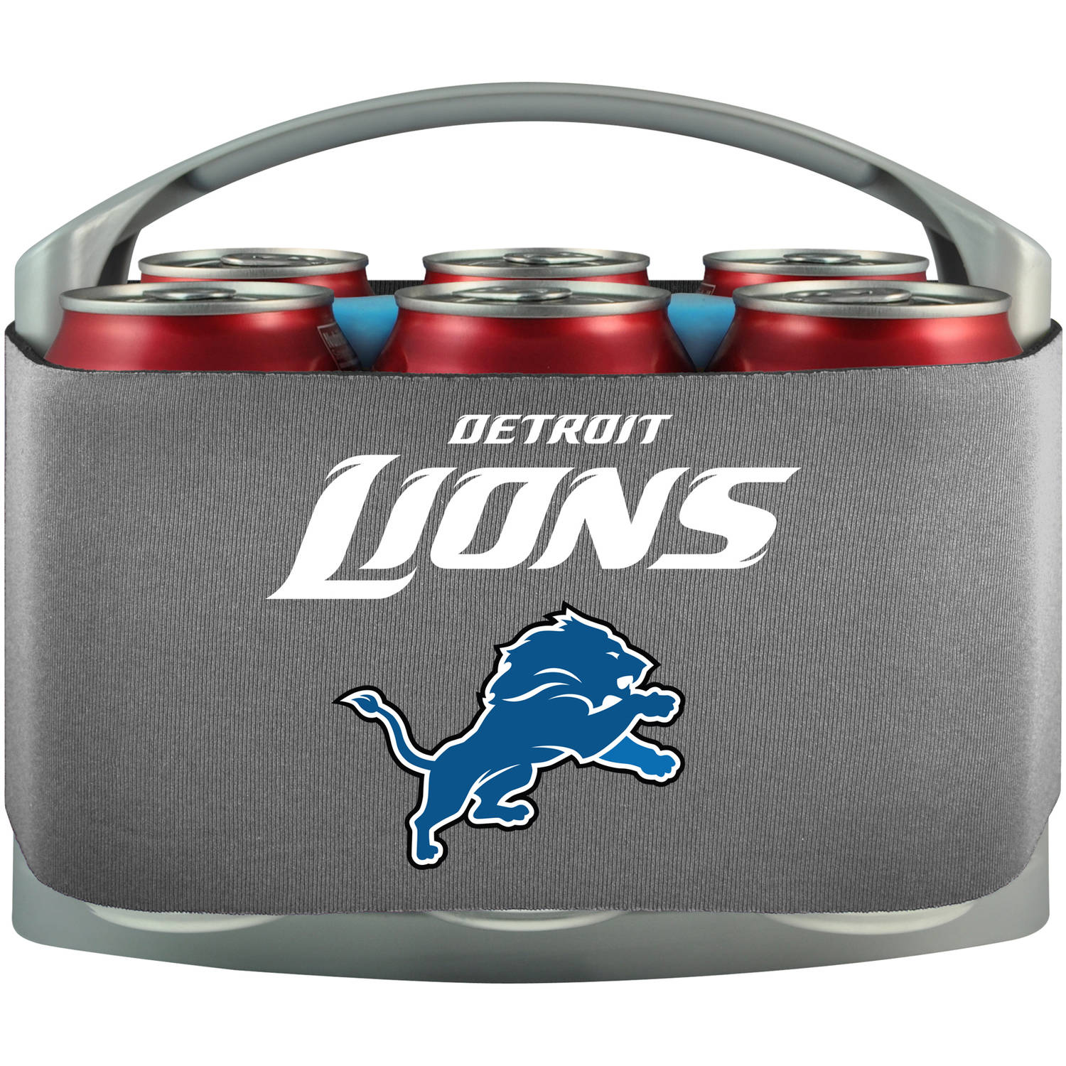 NFL Detroit Lions Cool 6 Cooler