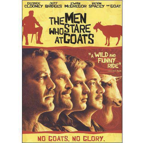The Men Who Stare At Goats (Widescreen)