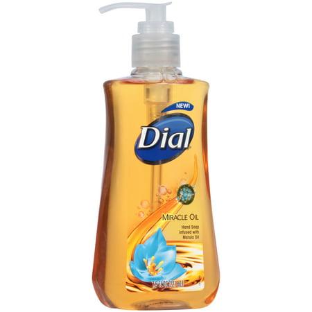 Dial Moisturizing Marula Oil Liquid Hand Soap - 7.5oz