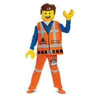Boy's Emmet Deluxe Halloween Costume