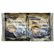 Snackimals Vanilla Animal Cookies, 6 oz (Pack of 6)