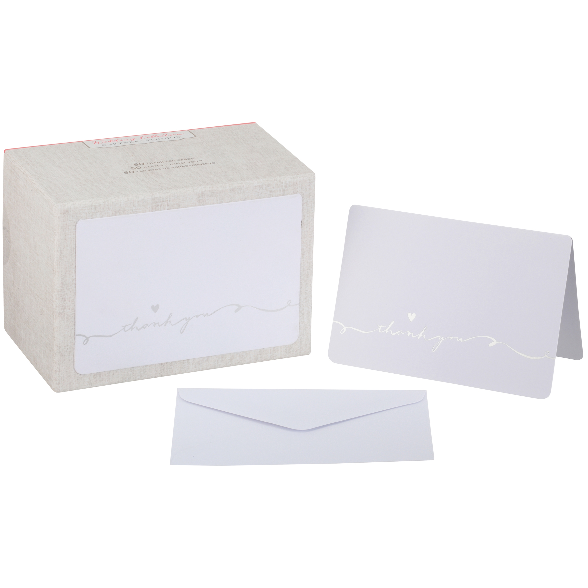 Gartner Studios® Thank You Cards 50 ct Box