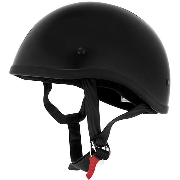 Skid Lid Original Solid Helmet Black