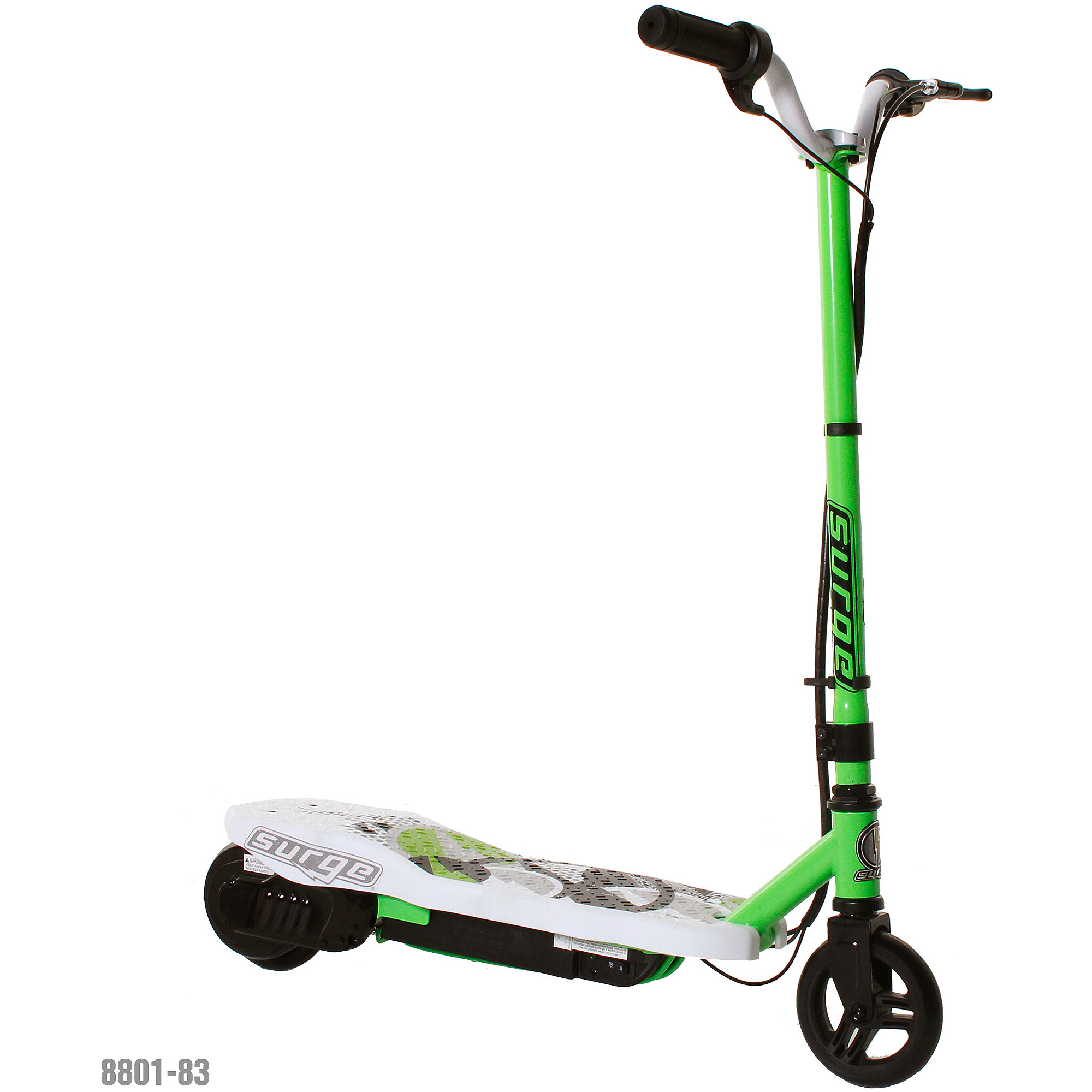 Surge Boys' 12V Electric Scooter, Green