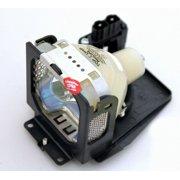 Sanyo 6103092706 Projector Housing with Genuine Original OEM Bulb