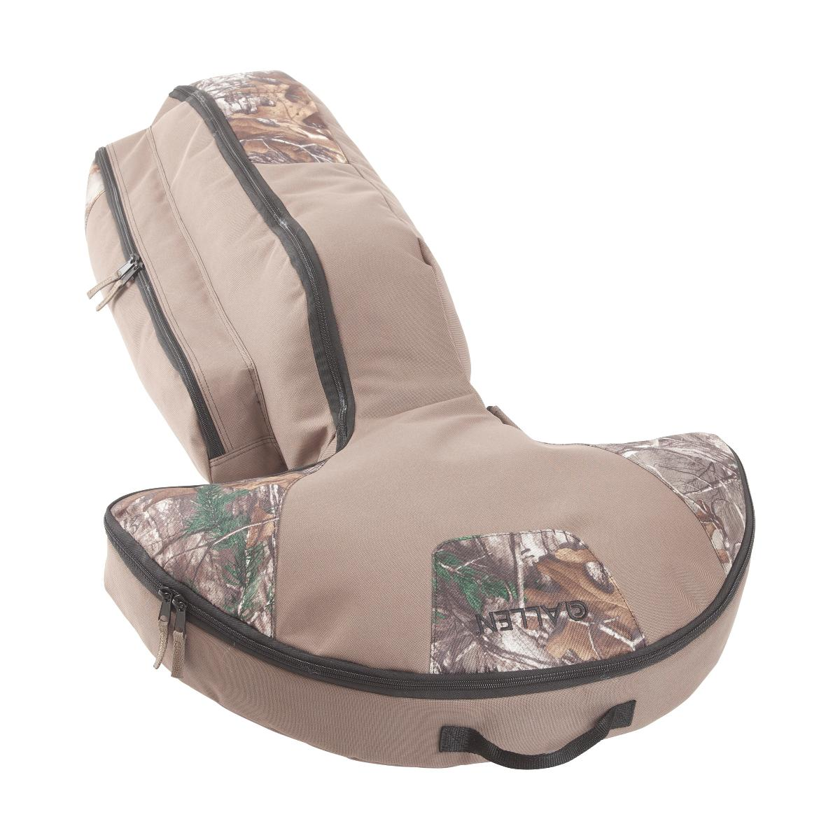 "Allen 25"" Force Compact Crossbow Case, Brown/Realtree Xtra"
