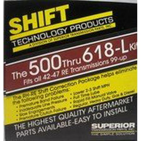 Superior Shift Kit 500 518 618