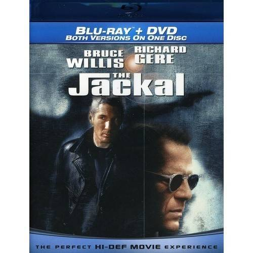 The Jackal (Blu-ray + Standard DVD) (Widescreen)