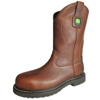 John Deere Men's Western Boot