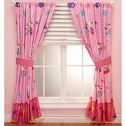 Hello Kitty Stars and Rainbows Window Panel