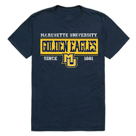 Marquette T-shirt (Marquette University Golden Eagles Established Tees T-Shirt )