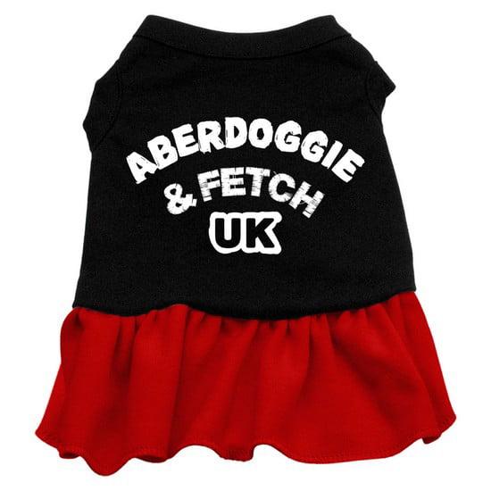 Aberdoggie UK Dresses Black with Red Lg (14)